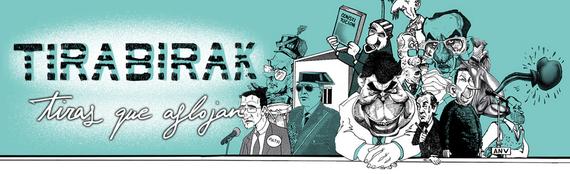 Tirabirak, euskal gatazkari buruzko komiki-zinten egitasmo transmedia