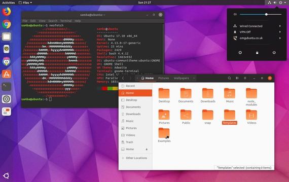 Gaurtik aurrera eskuragarri Ubunturen bertsio berria, Ubuntu 18.04 #linux #ikt