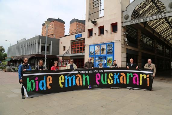 #2dEmanEuskarari manifestazioan parte hartzera deitu dute Kontseiluko kideek
