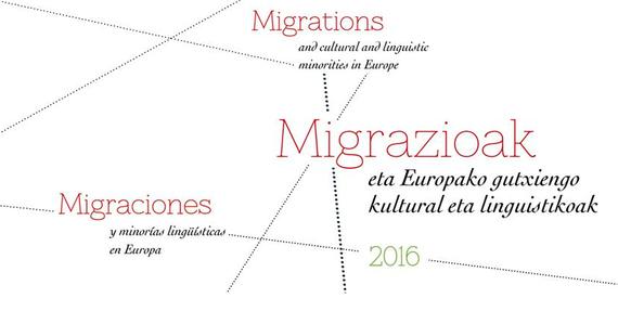 Jardunaldia: Migrazioak eta Europako gutxiengo kultural eta linguistikoak