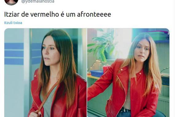 'Alardea' telesailak fan mordoa ditu Brasilen