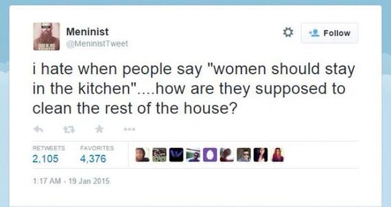 Twitter sexista