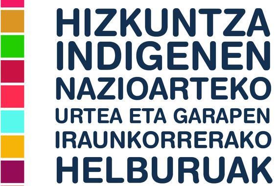 Hizkuntza Indigenen Nazioarteko Urtean, jardunaldi bat Bilbon