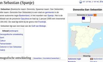 donostia wiki nl