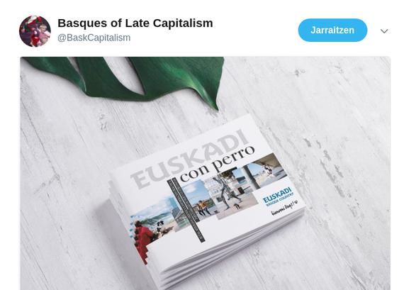 Kapitalismo berantiarreko euskaldunak (eta beste gizaki batzuk)