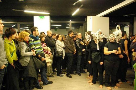 Durangaldeko Anboto komunikabideak-ek egoitza berria inauguratu du