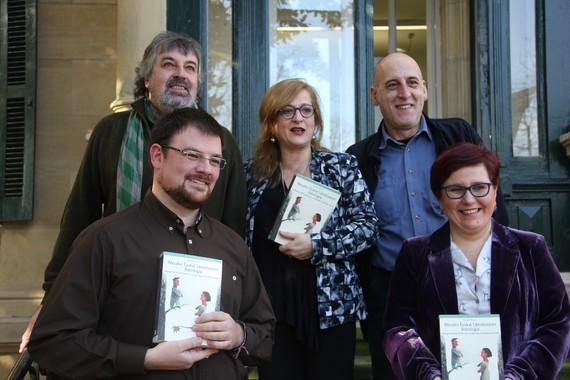 """Ahozko Euskal Literaturaren Antologia liburuaren aurkezpena: """"infinitoaren laburpena"""""""