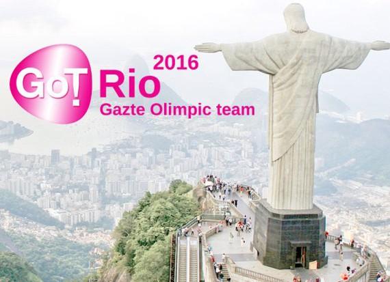 Gazteaukera atariak eta Basque Team-ek 2016ko Rioko Olinpiar eta Paralinpiar Jokoetara joateko aukera emango diete 8 gazte blogariri