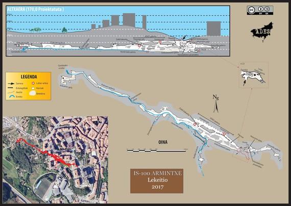 Armintxeko leizea: Paleolitoko artearen erakusgarri; arazoz inguratua