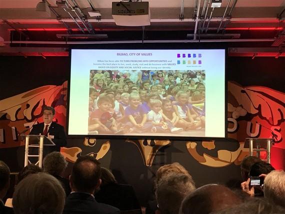 Bilbo Europako Hiririk Onena 2018 izendatua