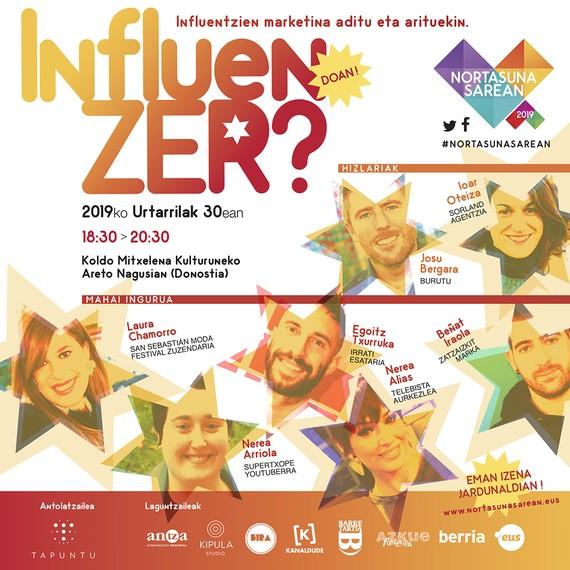 Zer gertatzen da Influentzien Marketinarekin Euskal Herrian? InlfuenZER?