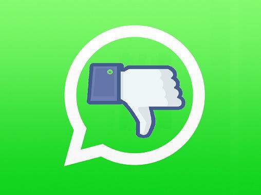Bost arrazoi Whatsapp gorrotatzeko