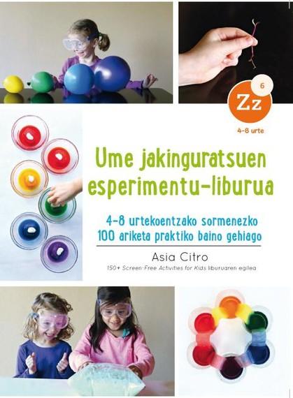 Elhuyarren esperimentu-liburu berria