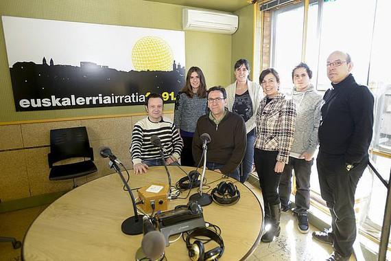 Nafarroako Gobernuak lizentzia eman dio Euskalerria Irratiari
