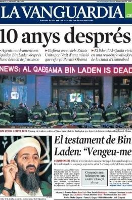 La Vanguardia, gaurdanik katalanezko edizioarekin