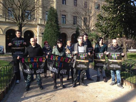 Hilaren 28an manifestazioa egingo du Kontseiluak Donostian