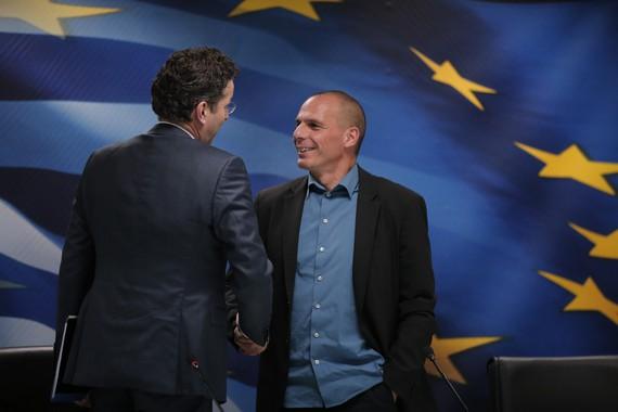 Yanis Varoufakis: Zergatik eskatzen dugun ezezko botoa: sei arrazoi