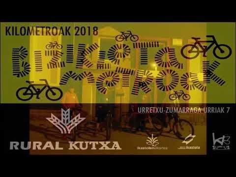 Ziklometroak 2018 egin da asteburuan, Kilometroak 2018ren alde