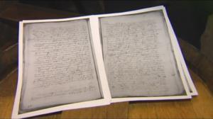 XVIII. mendean euskaraz idatzitako gutunak topatu dituzte Londresen