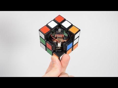 Rubiken kuboa osatzeko arazoak badituzu, erosizu hau ;)