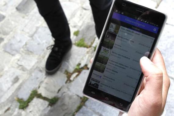Arabako Euskararen Agenda, mugikorrerako aplikazio berria