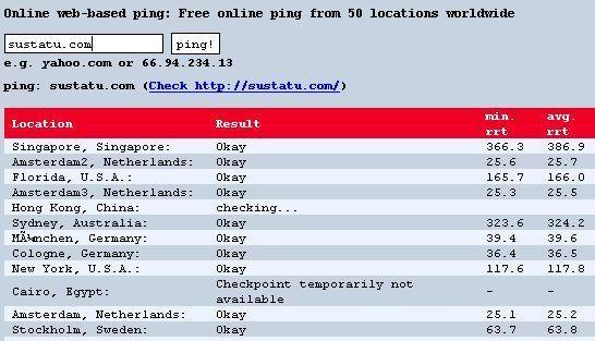 Egiptok Internet itxi du