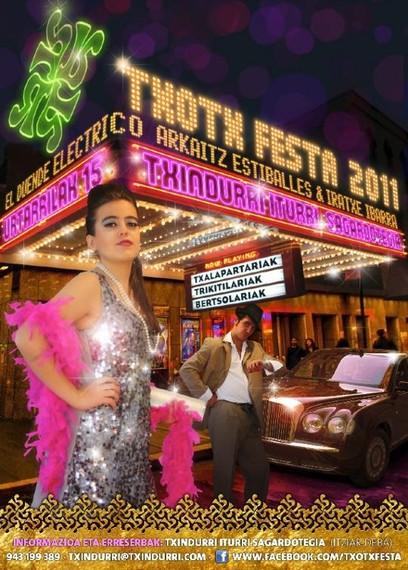 Txotx Festa 2011