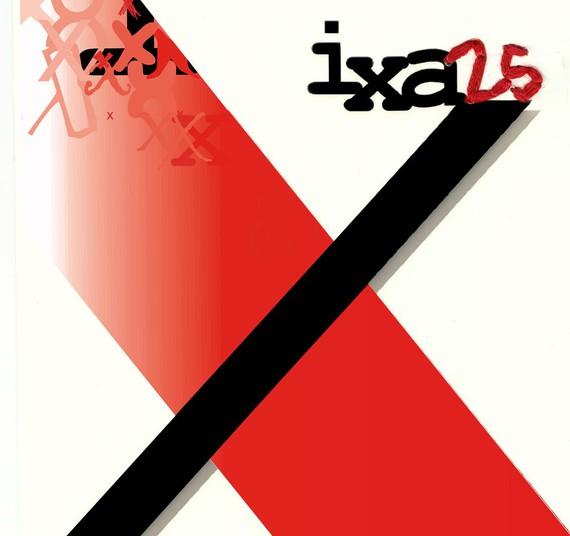 Ixa Taldeak 25 urte betetzen ditu (#ixa25)