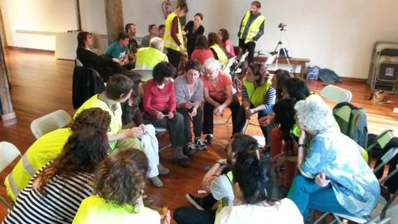 """Euskaldunak aktibatzen: """"Egia Euskaraz estiloa"""" hedatzen ari da"""