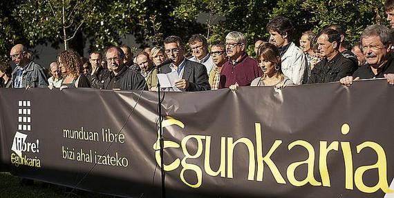 Zigor eskaerei eutsi die fiskalak Egunkariaren auzi ekonomikoan