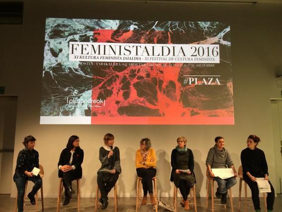 Gaurtik igandera, Feministaldia Donostian