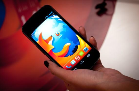 Nabigatzailea euskaraz: mugikorrean ere lehen hitza euskaraz, Firefoxekin