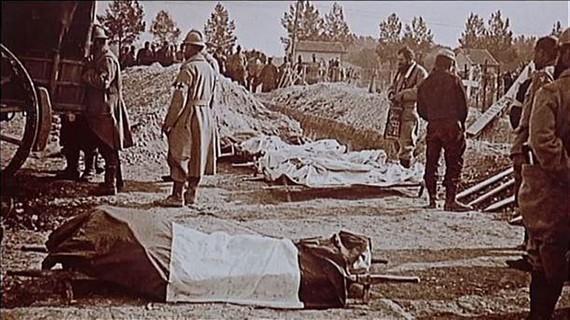 6.000 euskal herritar hil ziren I. Mundu Gerran