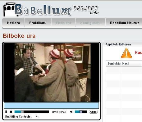 BabeliumProject.com: Euskara eta Ingelesa mintza-praktikatu!