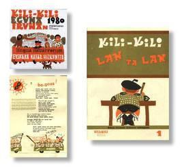 Jose Antonio Retolaza hil da, 'Kili-kili' aldizkariaren sortzailea