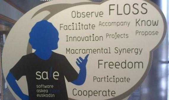 SALE, Software Askea Libre Euskadi, jardunaldia Bilbon
