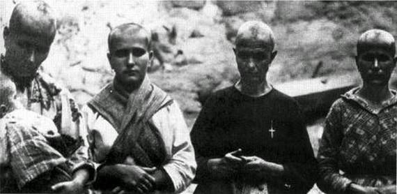 Emakumeen kontrako errepresioa Nafarroan 1936tik aurrera