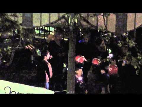 Police attacks Basque journalist
