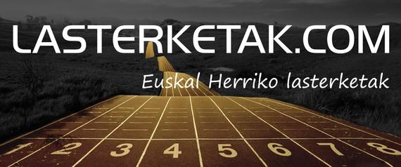 www.lasterketak.com! 5 urte Euskal Herriko lasterketen berri ematen.