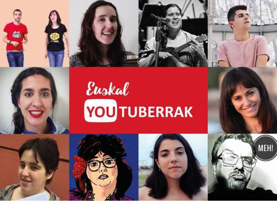 Ba al dago euskal komunitaterik YouTuben?
