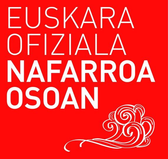 """Euskara Ofiziala Nafarroa Osoan: """"Bultza dezagun aukera hau"""", Zigor Etxeburuak"""