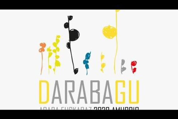 Araba Euskaraz 2020 udazkenera mugiru da, baina gaur Darabagu egin dute