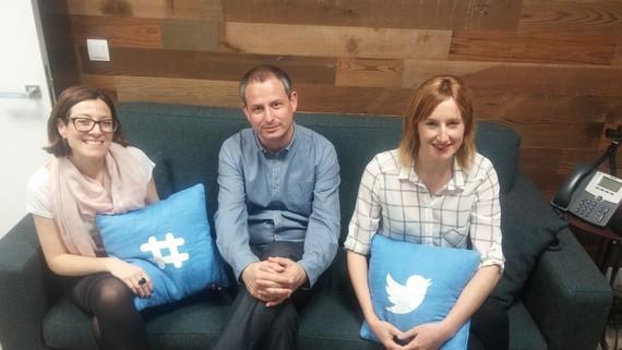 Nola jarri publizitatea euskaraz Twitterren - Bilera informatiboa