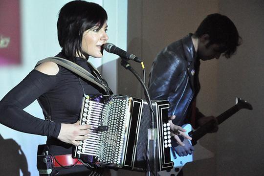 AEBetako Akademia Music Awards saria irabazi du Gose taldeak dance/elektronika atalean