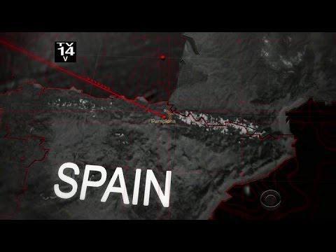 San Ferminetan? Sevillanak, bandera españolak eta terrorismoa (AEBko telesail batean)