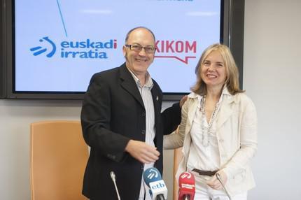 TOKIKOM-ek eta Euskadi Irratiak lankidetza sinatu dute