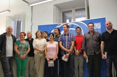 Euskal Kultura Sailaren aurkezpena | Etxepare, Euskal Institutua