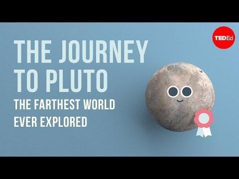 """""""Plutonera bidaia"""", NASAren #NewHorizon misioa laburbiltzen duen bideoa"""
