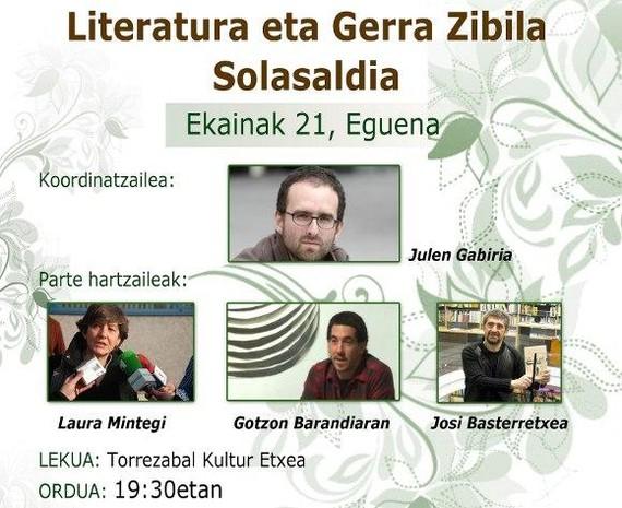 Literatura eta Gerra Zibila