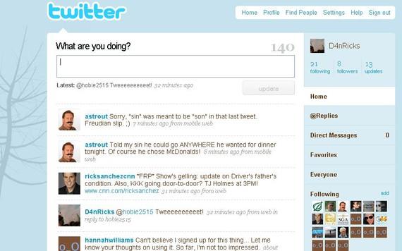 Twitterrek bere goia jo ote duen